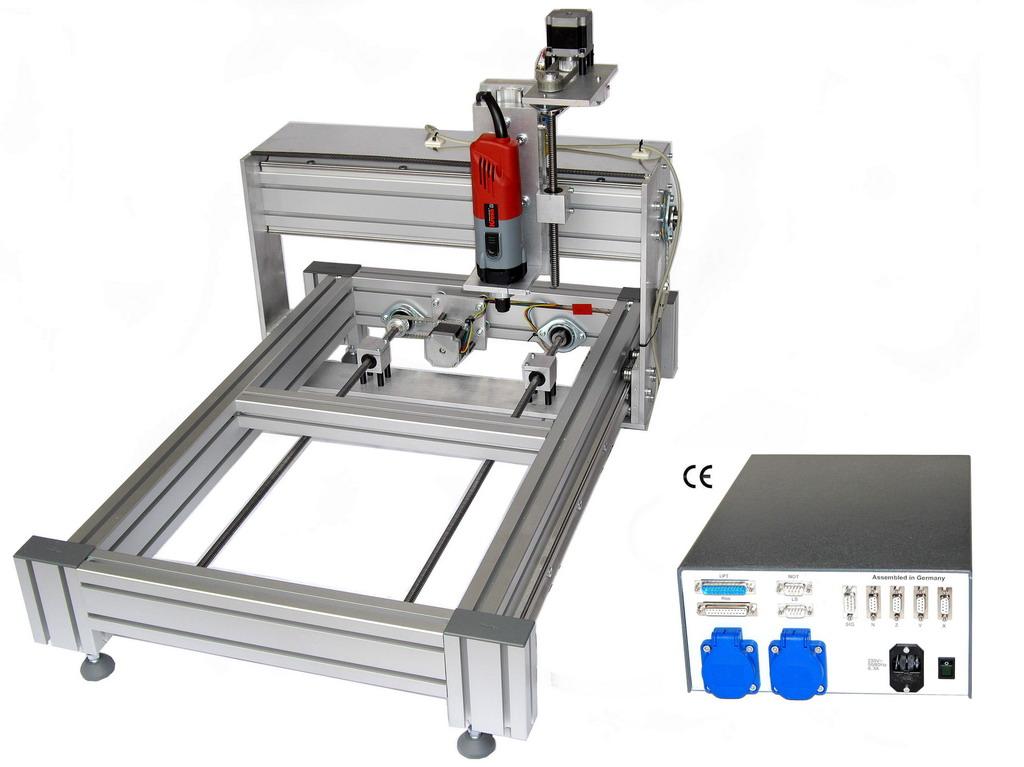 MechaPlus CNC-Modellbau Portalfräsmaschinen - MechaPlus ...